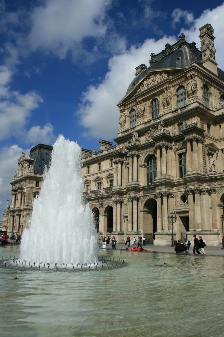 Louvre- Paris, France