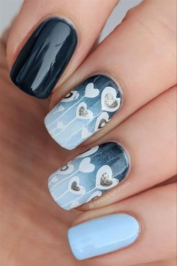 Pin On Nails Spring Acrylic