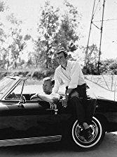 """Route 66"" Martin Milner and Glenn Corbett circa 1964"