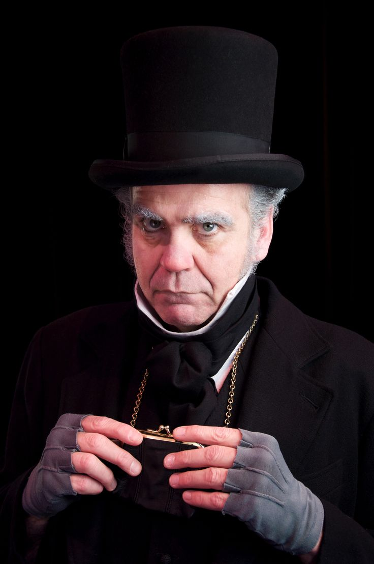 "Interview with Paul Kerr, Ebenezer Scrooge in ""A Christmas Carol"" Opening at The Fox Theatre December 9! » Review St. Louis"