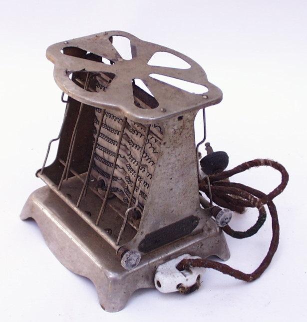 Antique Electric Toasters ~ Best images about old toasters on pinterest art deco