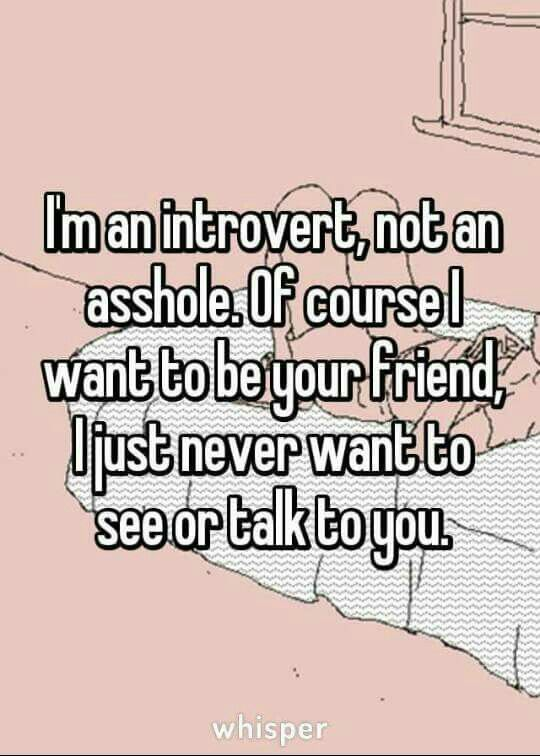 LOL strange worlds with us introverts
