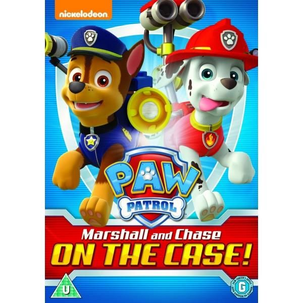 http://ift.tt/2dNUwca | Paw Patrol: Marshall & Chase On The Case DVD | #Movies #film #trailers #blu-ray #dvd #tv #Comedy #Action #Adventure #Classics online movies watch movies  tv shows Science Fiction Kids & Family Mystery Thrillers #Romance film review movie reviews movies reviews