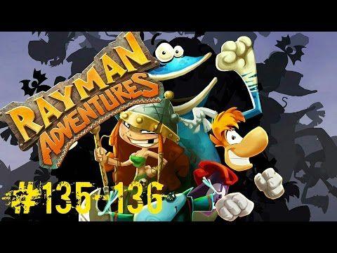 <b>rayman</b> adventures walkthrough android (adventures 135-136 ...