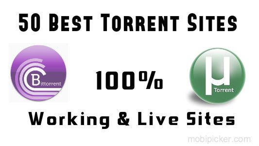 http://www.mobipicker.com/best-torrent-sites/ 2016 proved to be a hard year for torrent sites. Starting with Kickass torrents, a number of torrent sites were taken down. But, of course, that is not the end of torrenting. One site goes down, two new comes to the market. If you are here, you don't really need to search the whole internet for finding good torrent sites as we have prepared a list of best torrent sites which are safe to use.