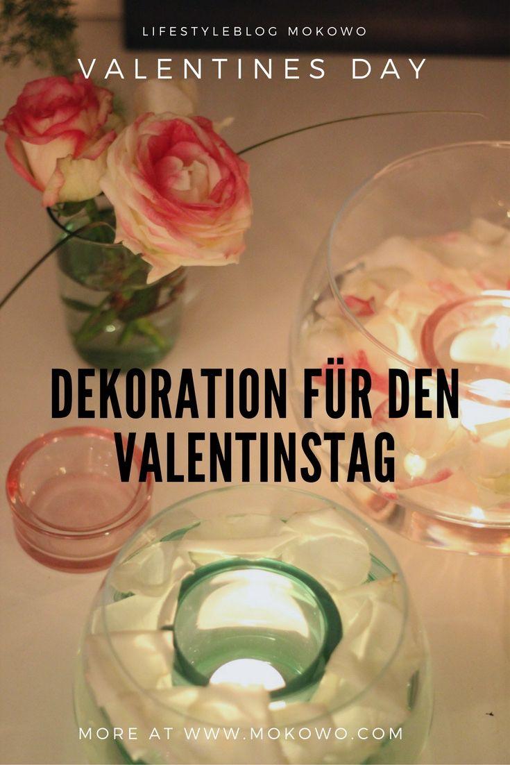 Valentinstag Deko Ideen Deko Ideen Valentinstag Dekoration Und