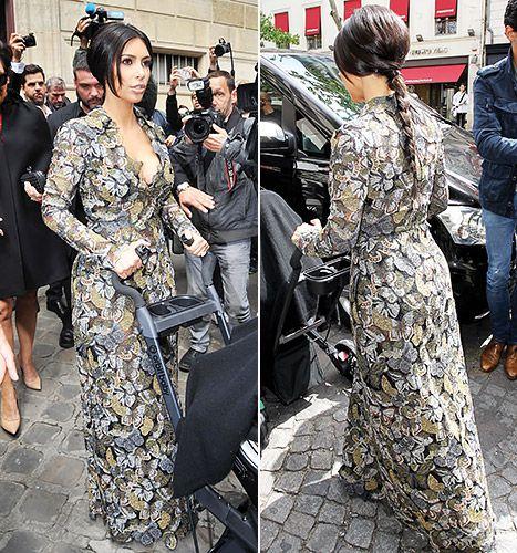 Kim Kardashian Heads to Pre-Wedding Brunch Hosted by Valentino   TROPICS MAGAZINE