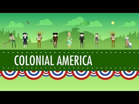The Quakers, the Dutch, and the Ladies: US History #4