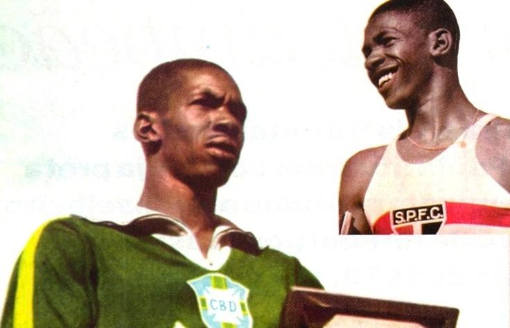 """Adhemar Ferreira da Silva (Triple jumper) - IAAF Hall of Fame (http://www.iaaf.org/mini/hof/News/NewsDetail.aspx?id=63739) and the """"reason"""" of the 2 yellow stars over the São Paulo FC Symbol. http://esportes.r7.com/esporte-fantastico/memoria-esporte-brasileiro/noticias/memoria-do-esporte-brasileiro-adhemar-ferreira-da-silva-se-transforma-em-um-multicampeao/"""