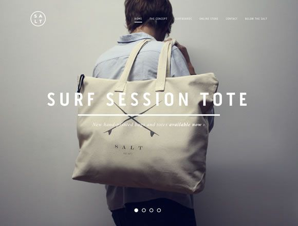 Surf session tote, also on my wishlist - for when i'll start working as a bartender in Bali, surfing all day. :)