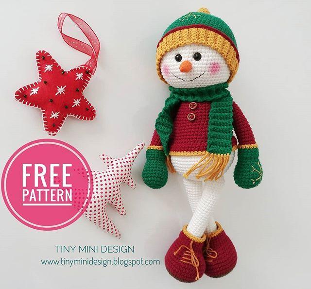 Ravelry: Daisy Doll pattern by Tiny Mini Design | 595x640