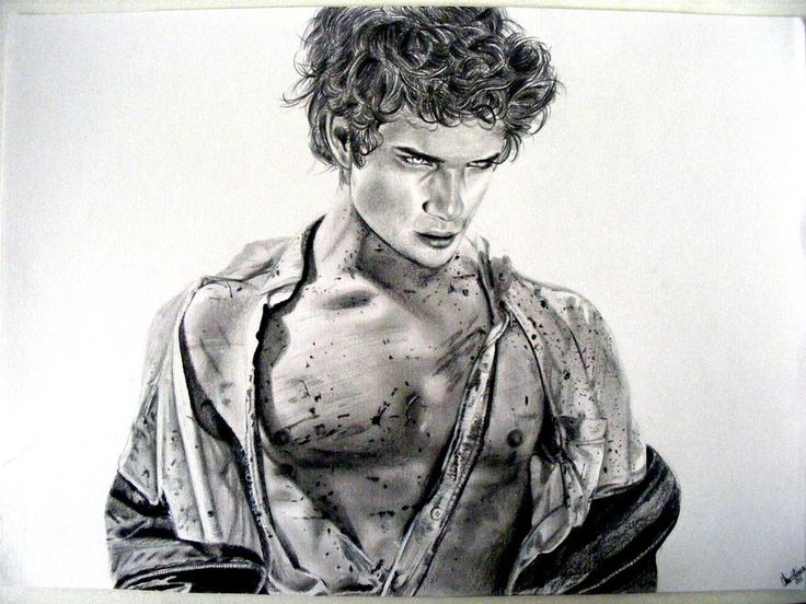 Scott McCall (Tyler Posey) Teen Wolf Fan Art