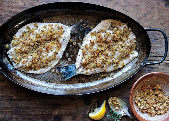 Mustard crusted branzino reason to be bffs with your for What is branzino fish