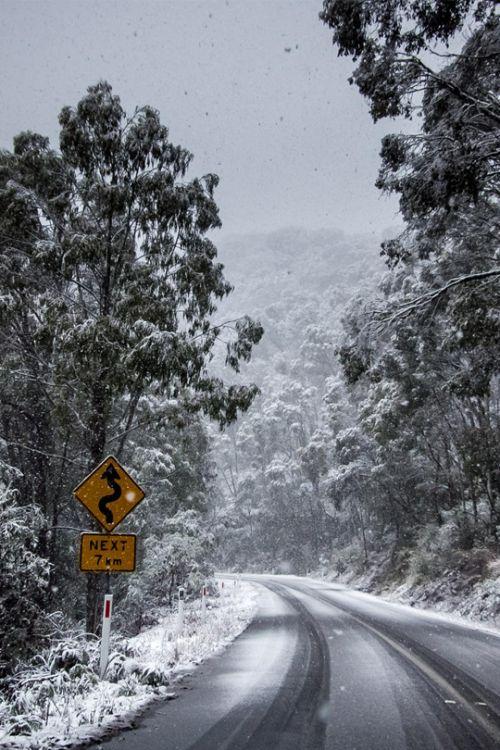Winter Road | ©