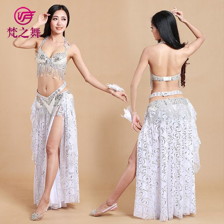 2017 New dance Performance Women Dancewear Belly Dance Costume 3 Pics Full Set Bra&Belt&Skirt S/M/L  GT-1015# #Affiliate