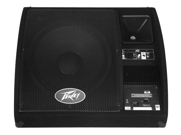 Peavey PV15PM Powered Monitor Speaker Enclosure