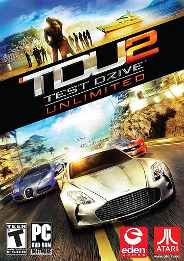 Test Drive Unlimited 2-
