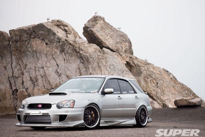 2005 Subaru WRX Wagon - The Transporter