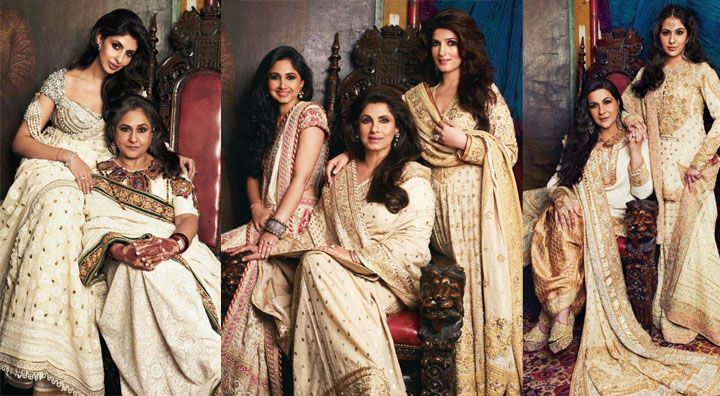 Bollywood's Top 10 Fashionable Mom-Daughter Jodis