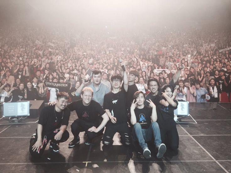 """하현우-ha hyun woo on Twitter: """"스콜 투어 6회의 모든 공연이 끝났습니다. 정말 감사합니다! 앵콜 음악회 기대하세요!! #국카스텐 붐업!! https://t.co/hTiqmjhIM4"""""""