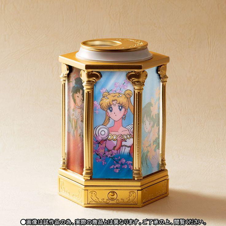"""sailor moon"" ""sailor moon merchandise"" ""sailor moon toys"" ""sailor moon music box"" ""sailor moon tuxedo mirage"" ""princess serenity"" ""prince endymion"" ""music box"" ""tuxedo mirage"" song ""memorial ornament"" proplica ""figuarts zero chouette"" japan anime shop 2017"