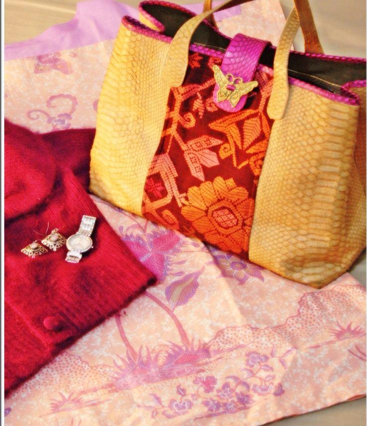 Dolce Vita in Songket Bali by Batik Chic