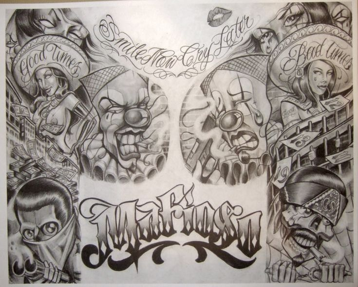 Boog Tattoo Flash Prisongangster Art My Type Of Art for Boog Tattoo Artist