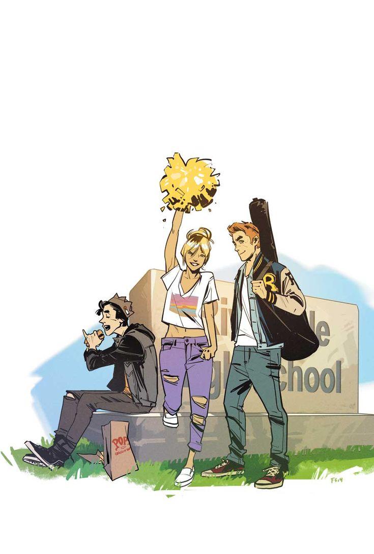 Archie#1Newsstand