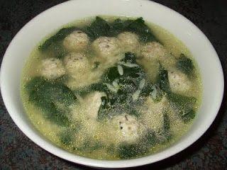 Dans les casseroles de GG: Soupe de noce à l'Italienne