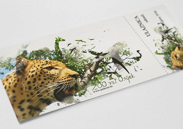 Ticket for ZOO on Wacom Gallery