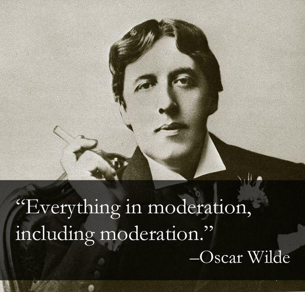 New favorite quote. <3 Oscar Wilde