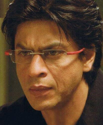 Image result for shahrukh khan red glasses