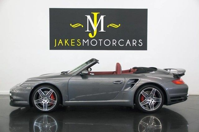 2008 Porsche 911 Turbo Cabriolet ...(ONLY 11K MILES!!) | 1684986 | Photo 2 Full Size