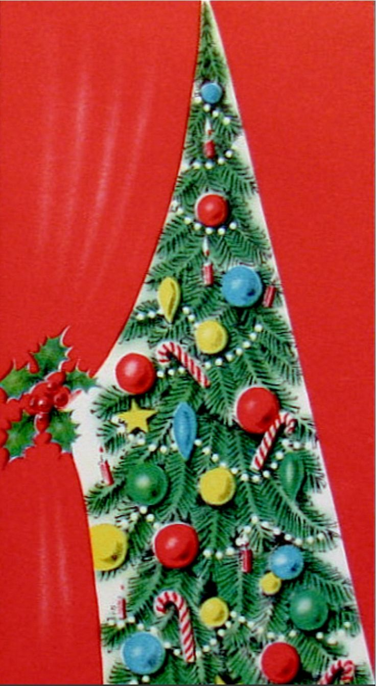 388 best Christmas Vintage-Trees images on Pinterest | Christmas ...