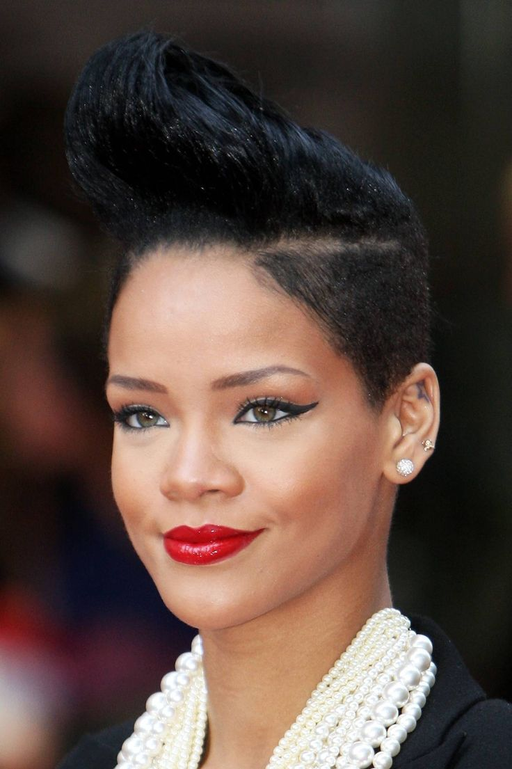 Best CELEBS Images On Pinterest - Black people short hairstyles