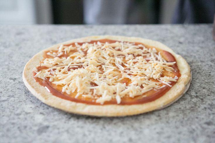 Atlanta-inspired BBQ Chicken Pizza for Super Bowl 51 - Primal Palate | Paleo Recipes
