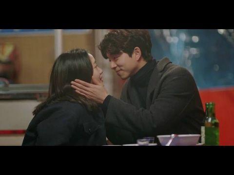 Goblin - Kdrama Romantic Scene Gong Yo and Kim Go-Eun