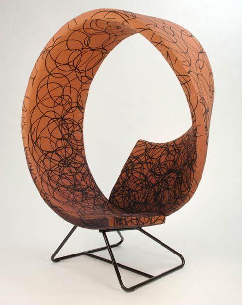 The Twist Chair By Jonas Lyndby Jensen