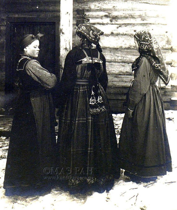ol< Н.А.Шабунин «Путешествие на север», 1906 г