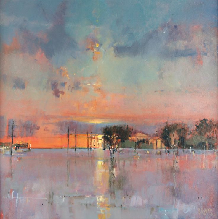 The year's annual ROI exhibitionat London's Mall Galleries  opens to the public on Weds December 7 and runs until Sunday 18th December....