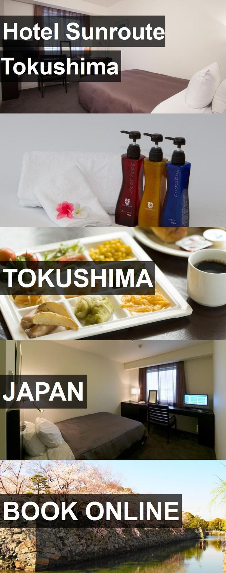 Hotel Sunroute Tokushima in Tokushima, Japan. For more information, photos, reviews and best prices please follow the link. #Japan #Tokushima #travel #vacation #hotel