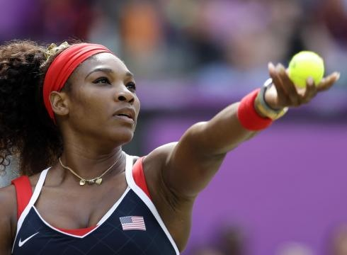 Serena Williams just became the FIRST woman in history to win all 4 Grand Slams, AND a gold medal in both singles AND doubles.