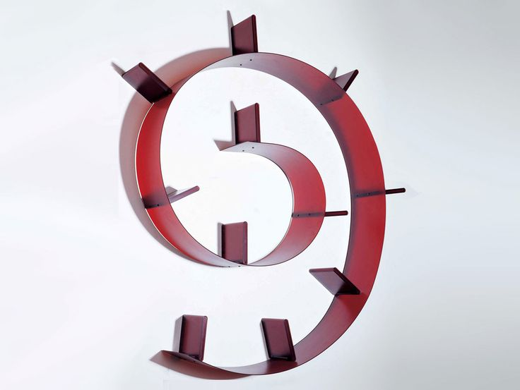 BookWorm - Design by Ron Arad  Edited by Kartell in 1993#Repin By:Pinterest++ for iPad#