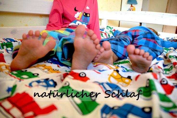 Bio-Bettwäsche und Schlafanzüge für Kinder