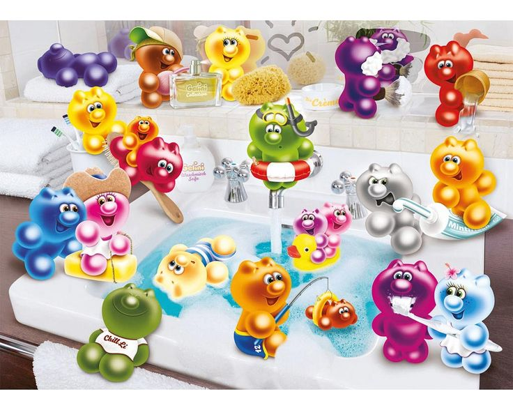 gummy bear puzzle by ravensburger - Google Search