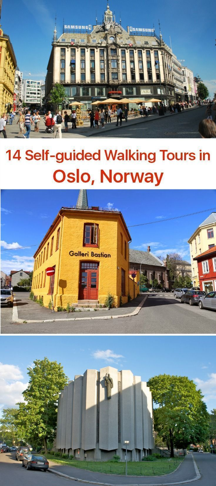 The capital of Norway, Oslo is recognized as one of the most comfortable, safest and, subsequently, most expensive cities in the world to live in. The city's population has been steadily growing in recent years thanks to the influx of immigrants, as well as visiting travelers.