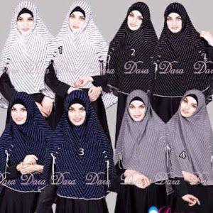 Khimar Puspita Ori Dara | Jilbab Online Depok