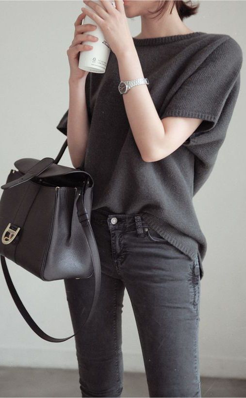 #street #style / all black