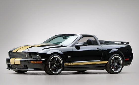 2006 Ford Mustang Shelby GTH Convertible