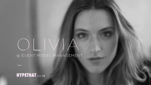 Olivia @ Event Model Management by chris jarvis. Olivia @ Event Model Management